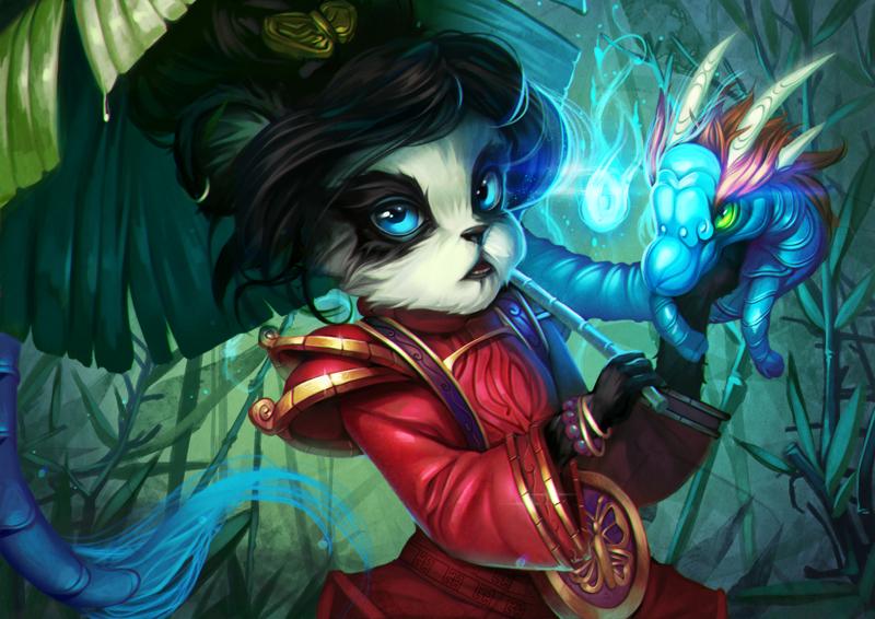 Li Li Stormstout Warcraft Art World Of Warcraft World Of Warcraft Game