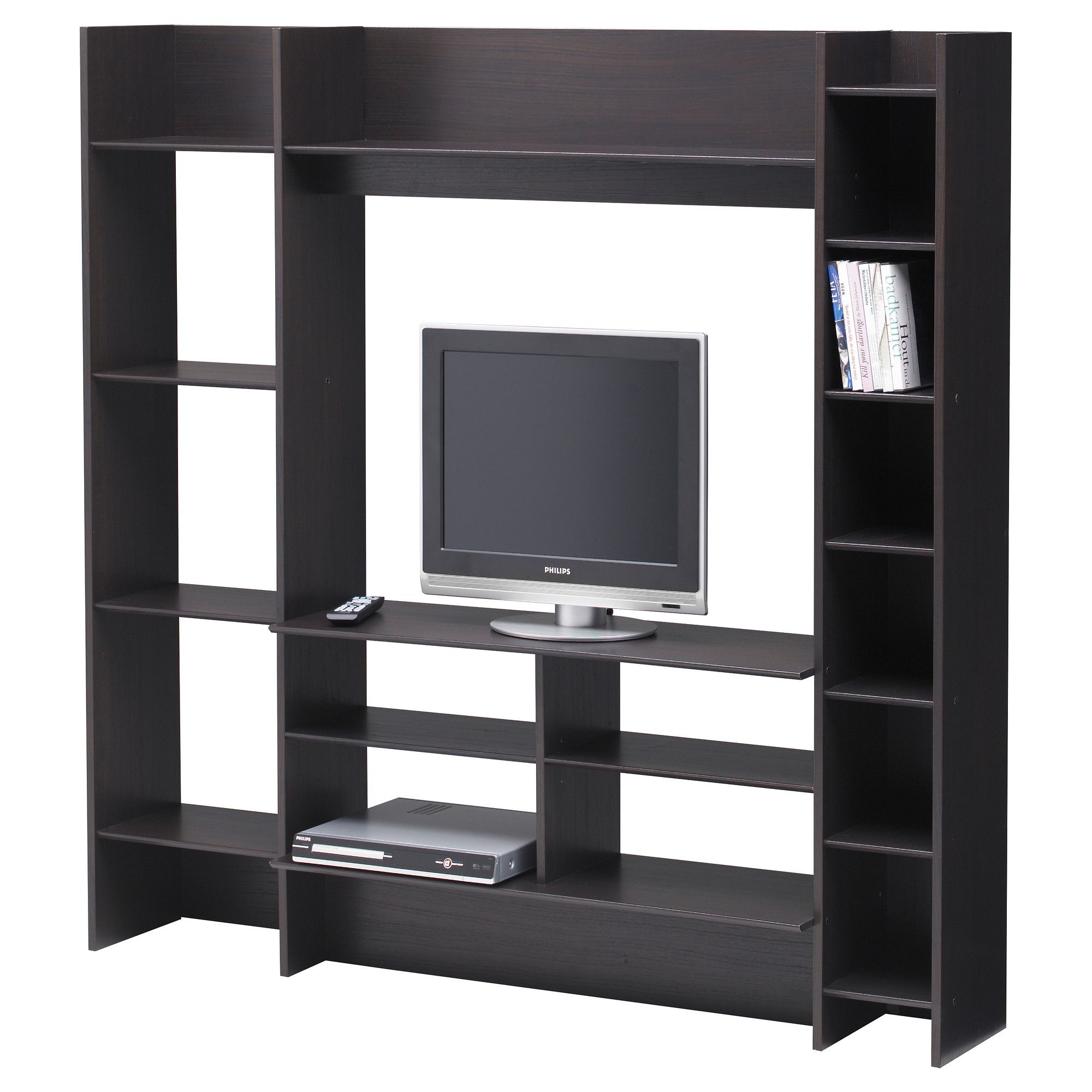 mavas entertainment center ikea best bet for the fits perfectly for my bedroom. Black Bedroom Furniture Sets. Home Design Ideas