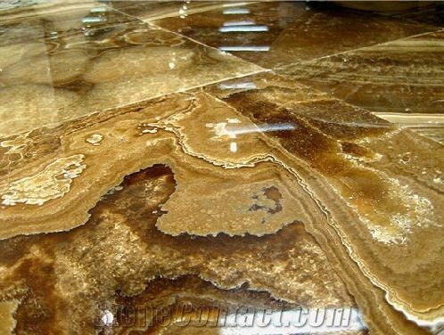 Brown Onyx Tiles from Canada75545 the Details Include Pictures