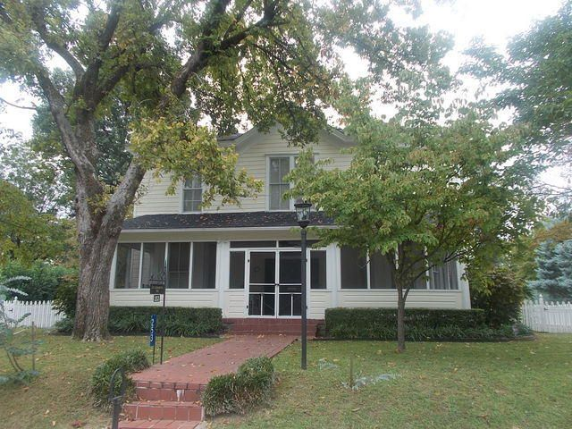 Reduced Over 50 000 Owner Says Sell It This One Of A Kind Historic Home Once The Home Of Governor Elisha Baxter Is A Wonderf Arkansas Real Estate Garag