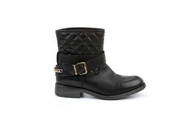 cba36f04b40 Piure - zwarte enkellaarsjes | Shoes | Pinterest - Zwarte ...