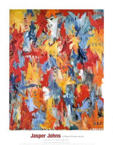 False Start, 1959 Print by Jasper Johns at Art.com