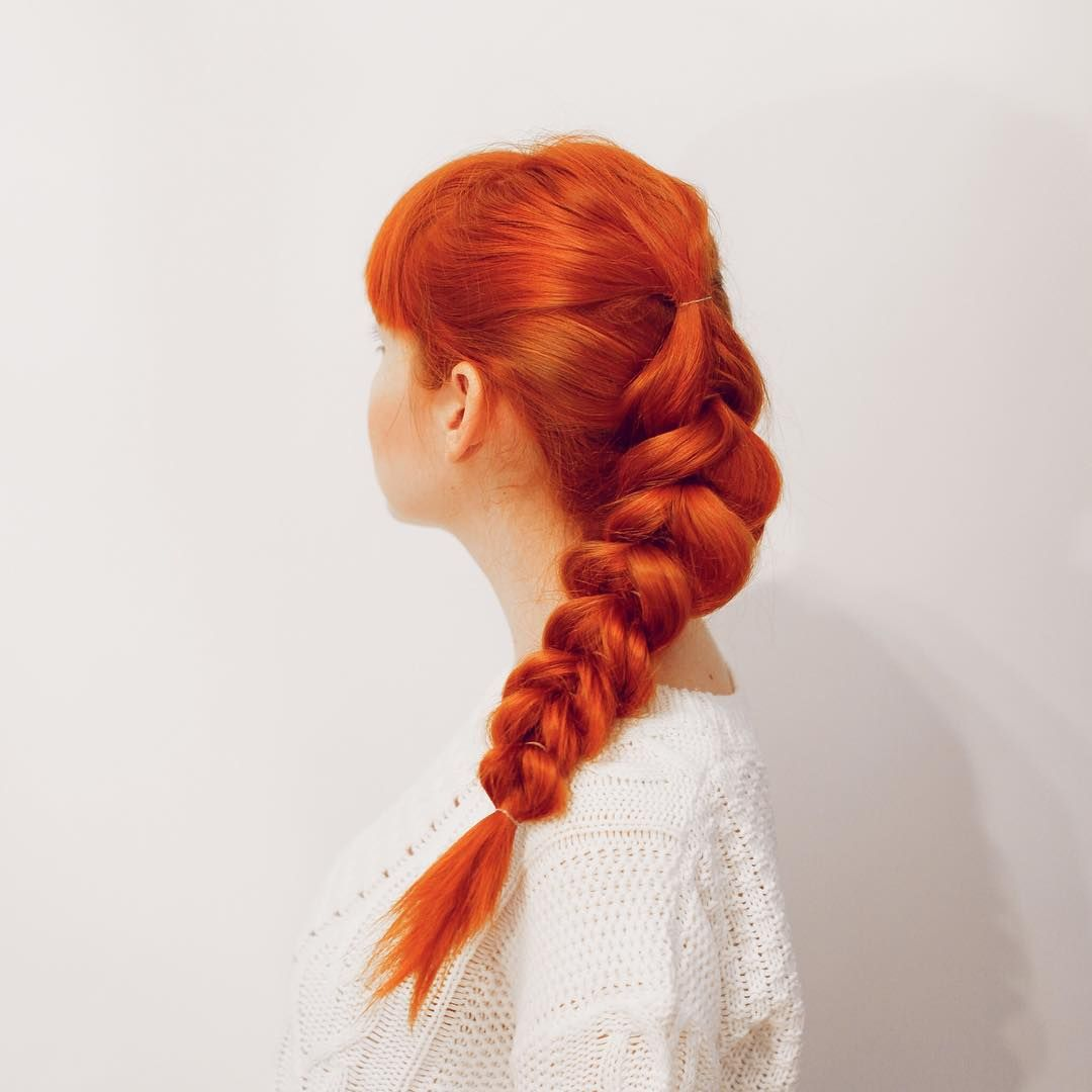 One of my favorite hairstyles this autumn tutorial for this look up