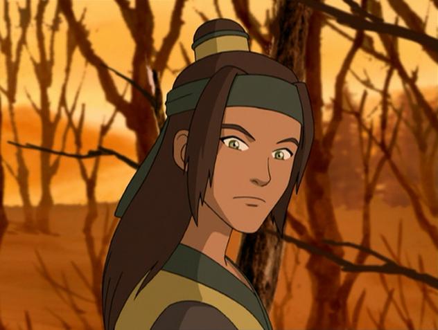 Haru Season 1 Episode 6 Nerd Avatar The Last Airbender The