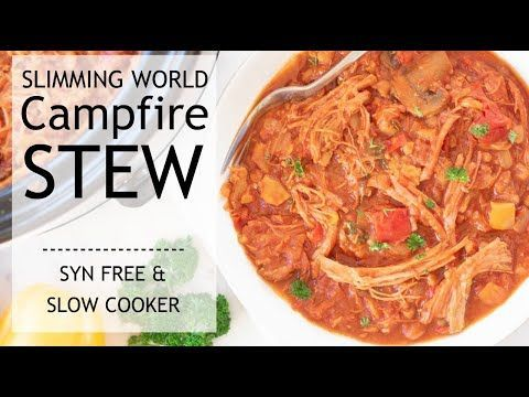 This Slimming World Campfire Stew recipe is Syn Free, delicious and EASY! All yo