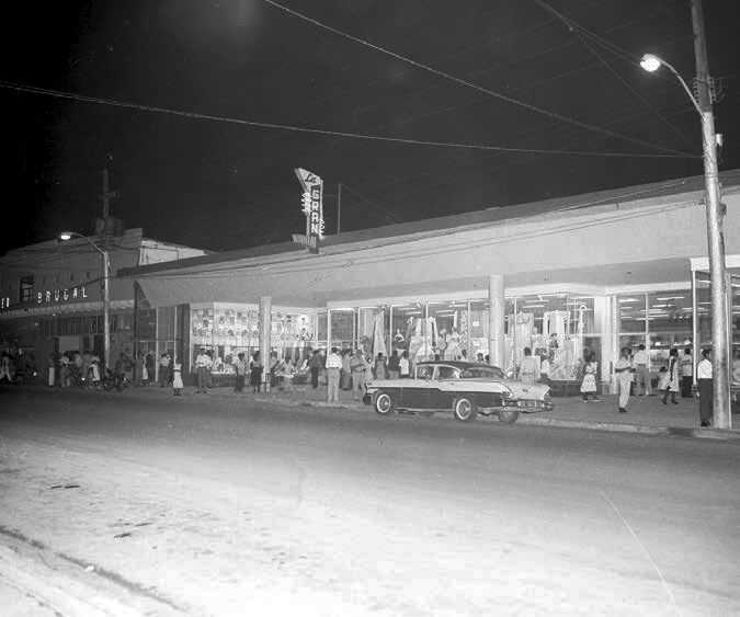 Resultado de imagen para avenida mella 1960