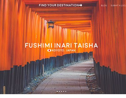"Check out new work on my @Behance portfolio: ""Find Your Destination (Online Travel Tool) - Web Design"" http://be.net/gallery/51862221/Find-Your-Destination-(Online-Travel-Tool)-Web-Design"