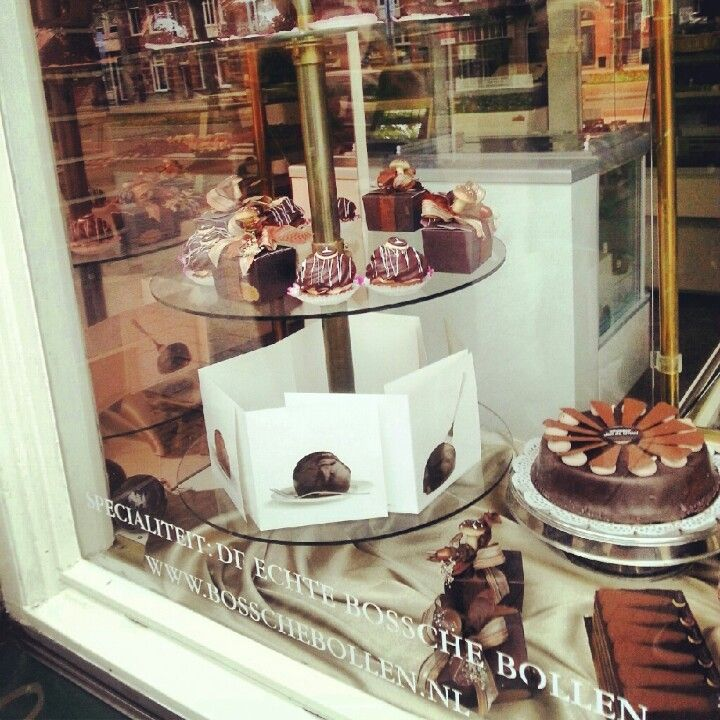 Mmmm chocolate store in Den Bosch, Holland.