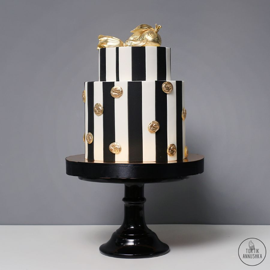 Конфетти торт № 1262 на заказ в Москве