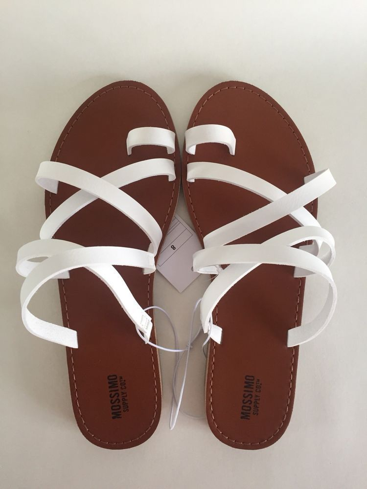 Gladiator Sandals Shoes Sz