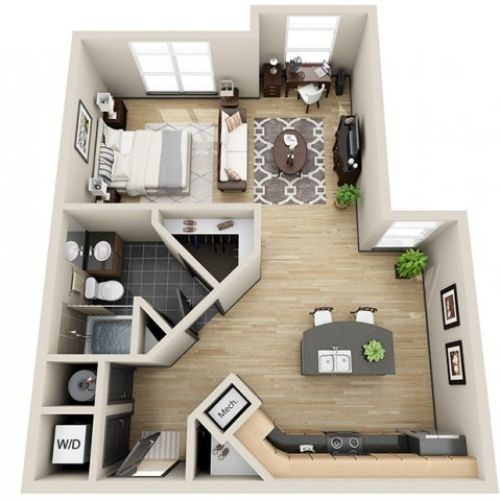 Perfect Image Result For Studio Apartments In Charlotte Nc