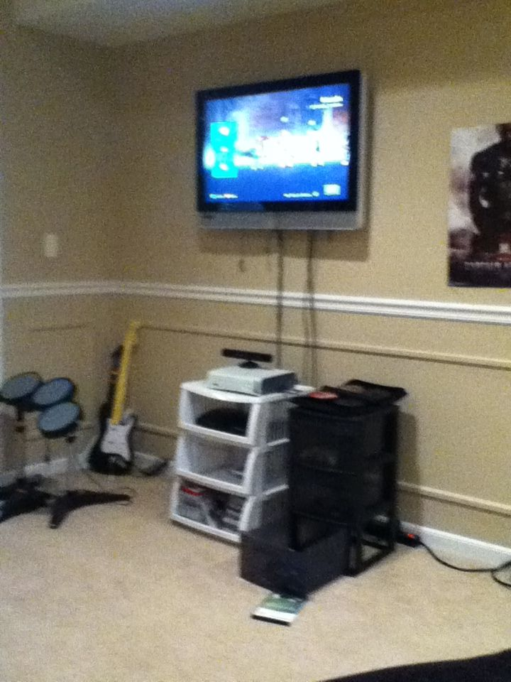 Gaming area of 2014