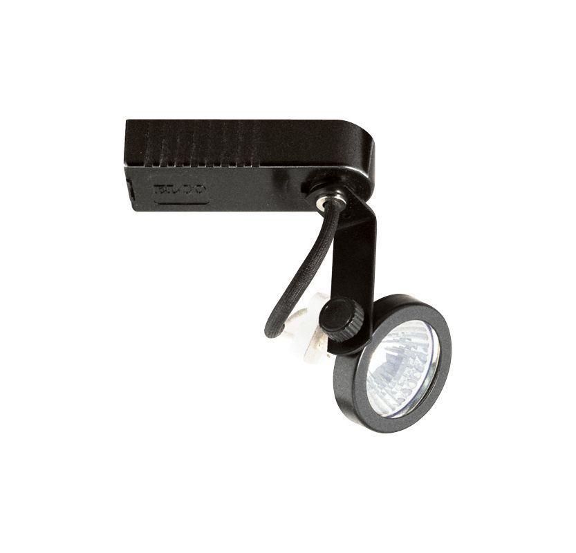 low voltage interior lighting kits%0A Elco ET      W LowVoltage Gimbal Ring Fixture with Transformer Black Indoor  Lighting Track Lighting