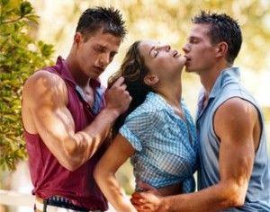 Sex scene in the movie