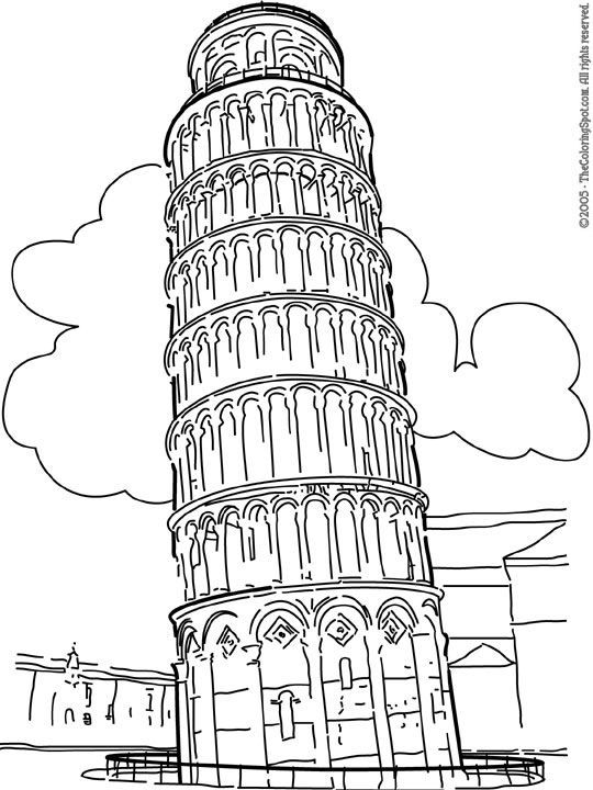 Italy Free Printables Google Search Paginas Para Colorir