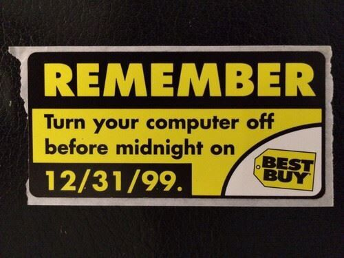 Don't Forget at 11:59PM