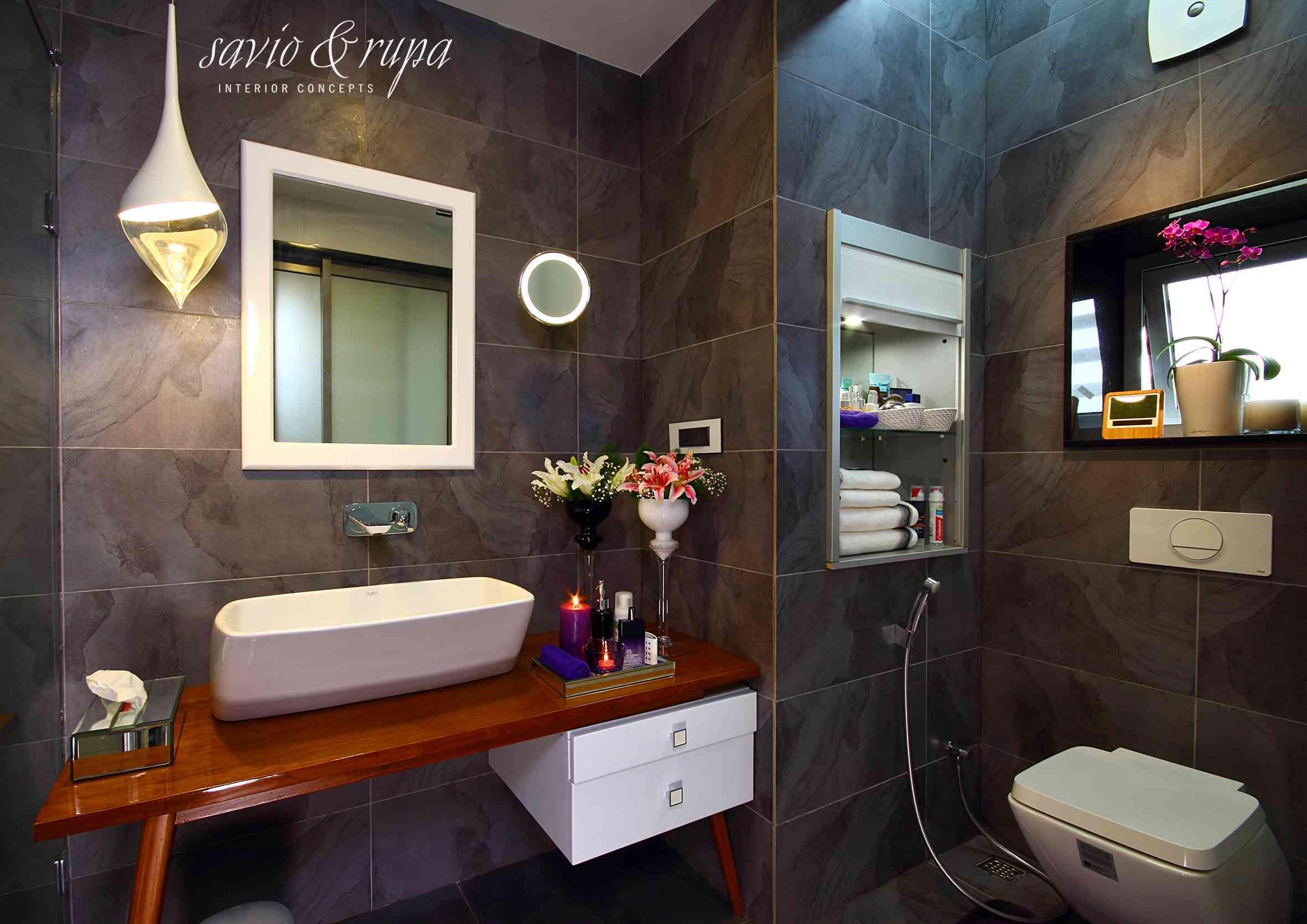 Design by savio michael | Modern bathroom design, Bathroom ...
