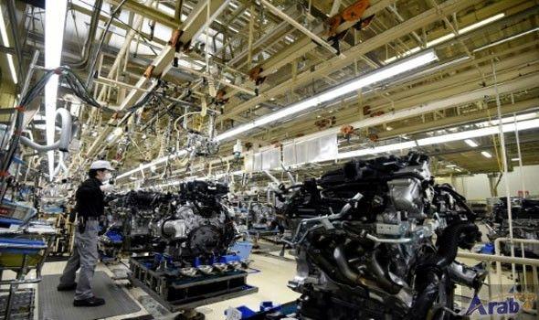 Japan's factory output rises 4.0 percent in April