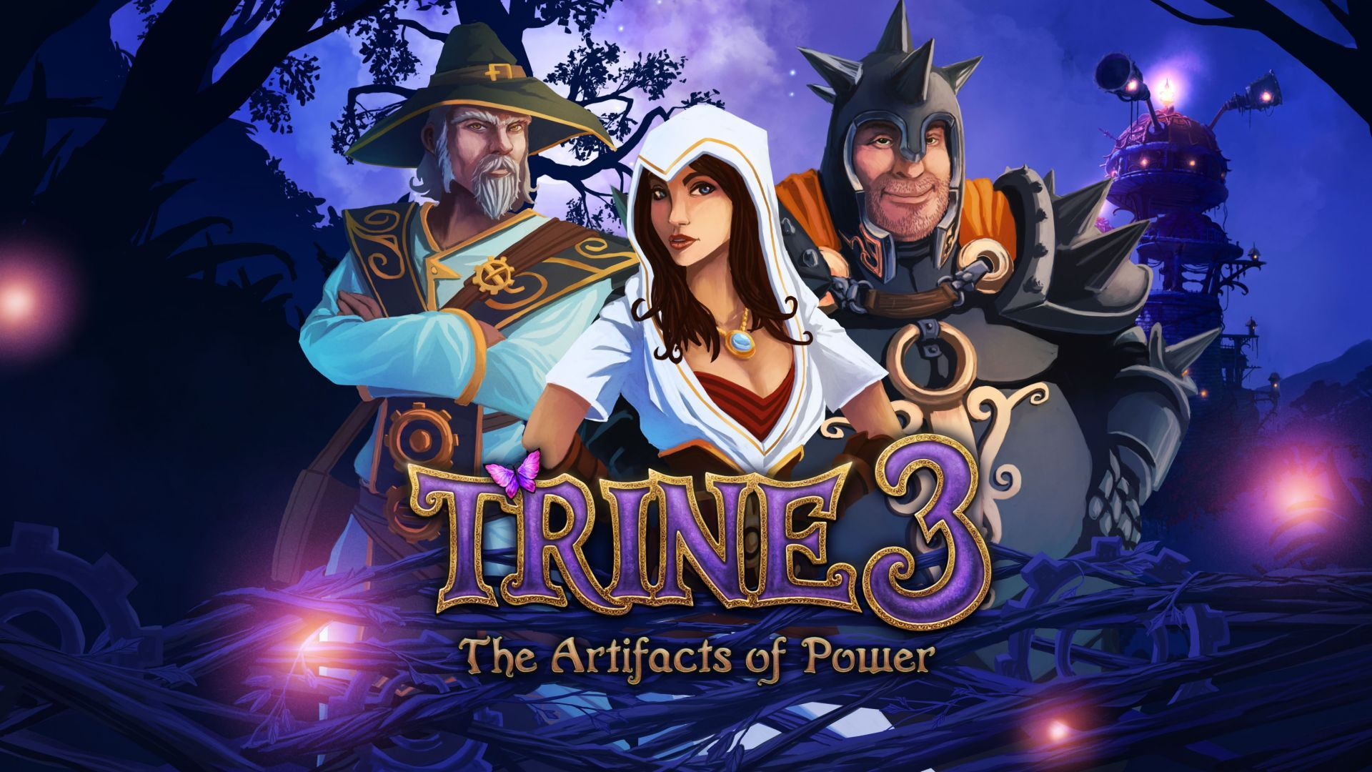 Trine 3 The Artifacts Of Power 10Minute Look