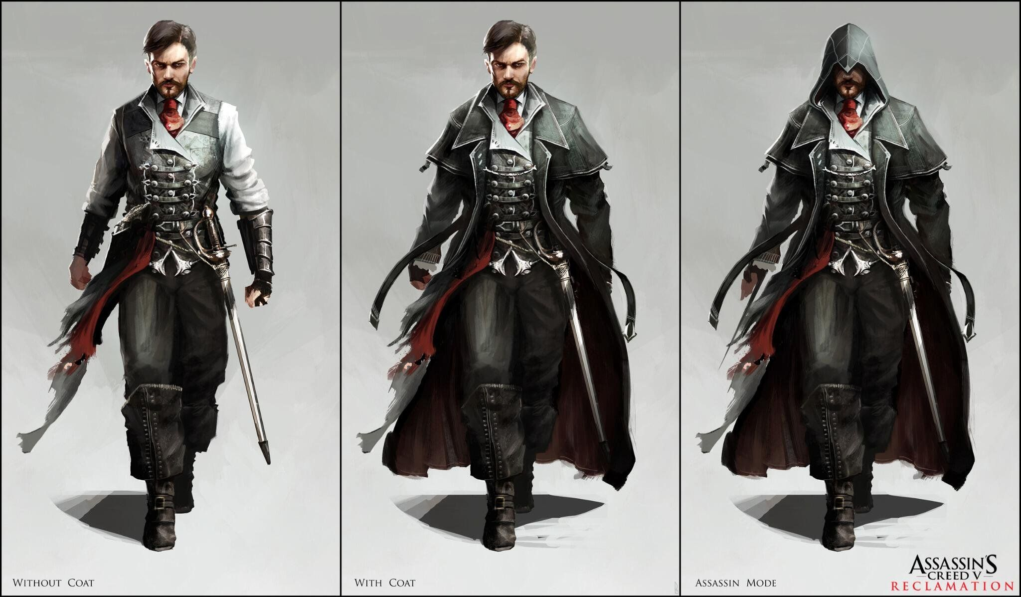 Image Result For Shay Assassin S Creed Unity Assassins Creed Art