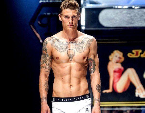Tatuajes De Famosos El Ultimo Accesorio De Moda: +50 Ideas De Tatuajes Para Hombres 2016 #tattoos #tattoo