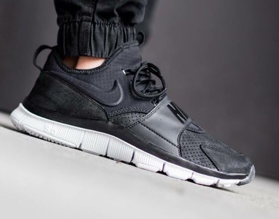new arrival 06a95 547ca Nike Free Ace Leather  Black