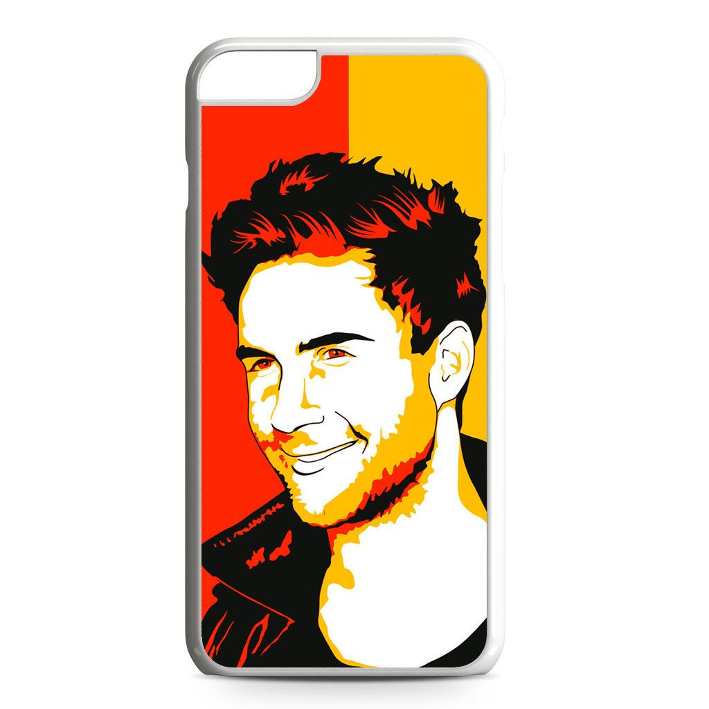 Adam Levin Characters iPhone 6 Plus Case