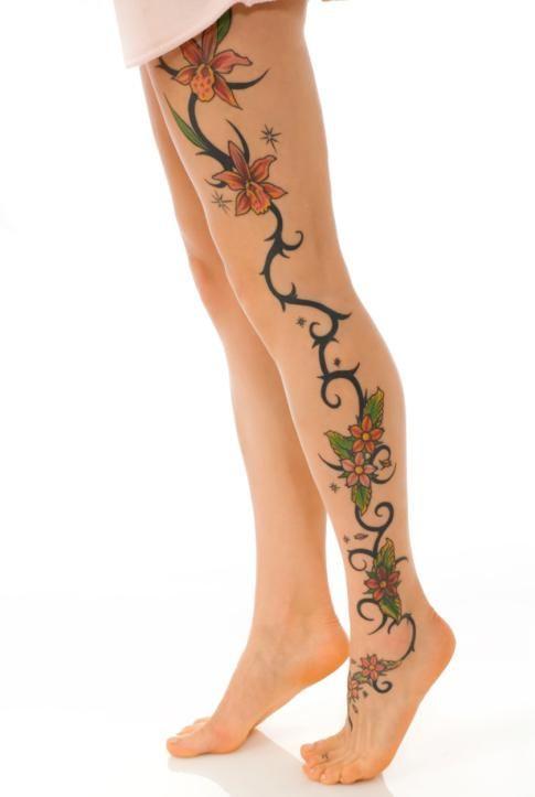 Desde la antigüedad, los tatuajes en el muslo han tenido una gran cantidad de fanáticos (sobre todo los modelos japoneses y tribales), ya que causan fascinación por la clase de imágenes que se pueden lograr en esa zona y por como lucen. Los tatuajes en el muslo son muy comunes en dise&ntilde