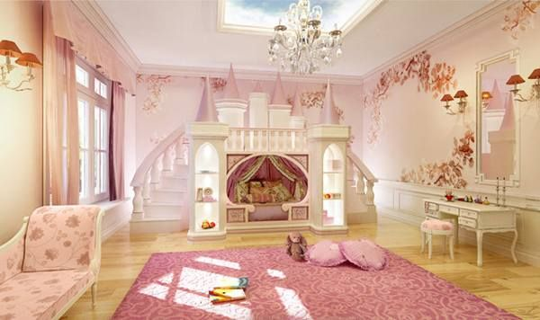 19 Fabulous Canopy Bed Designs For Your Little Princess With