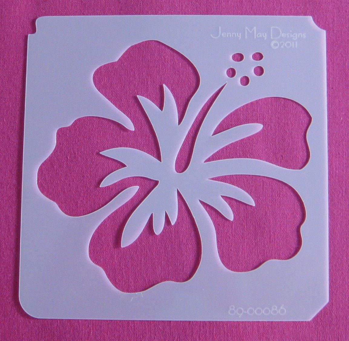 Stencils For Painting Large Hibiscus Stencil | Kalis 1st Birthday | Pinterest