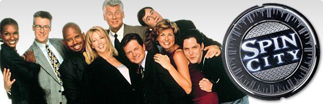 Spin City Tv Shows Funny Great Tv Shows Spin City