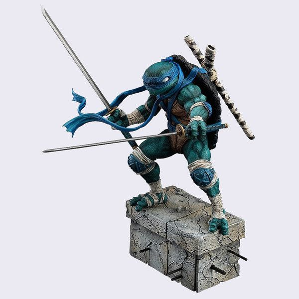 Good Smile Company x James Jean - Teenage Mutant Ninja Turtle Figures