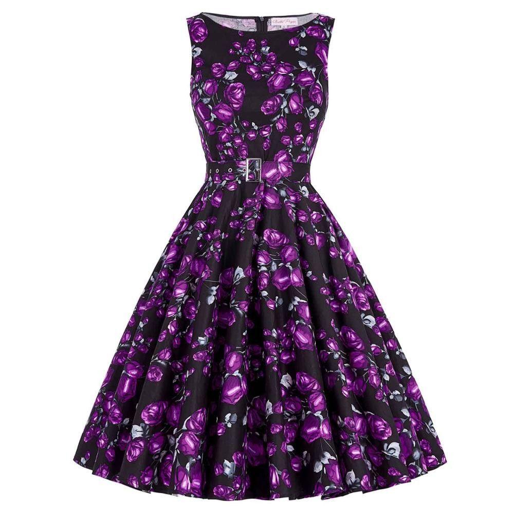 50-60s style Vintage Dresses | Costura