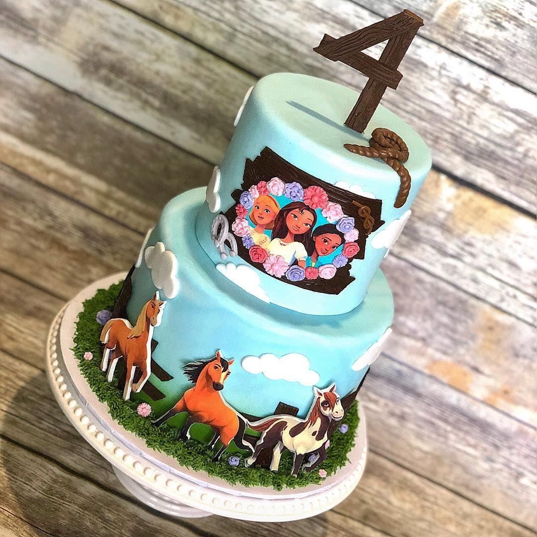 Google Image Result For Https Scontent Atl3 1 Cdninstagram Com Vp Acc4ea096361974c535bdb26ac6d Horse Birthday Parties Free Birthday Stuff Birthday Party Cake
