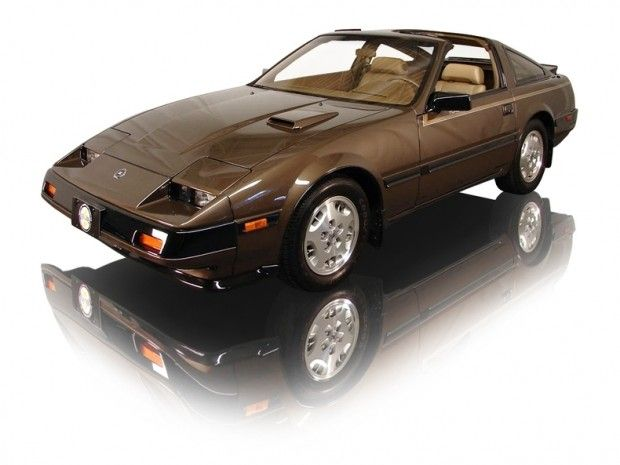 1983-1989 Nissan 300ZX Turbo. Nissan had a legend on it\'s hands ...