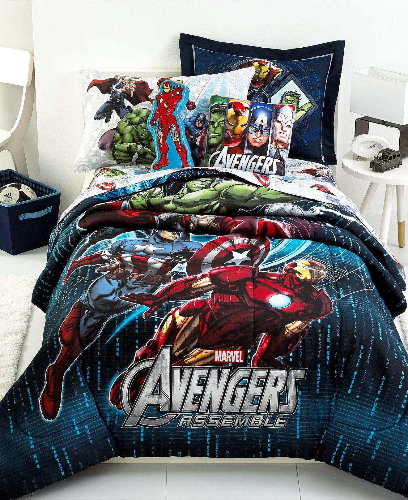 home reversible halo comforter pin full twin classic marvel avengers