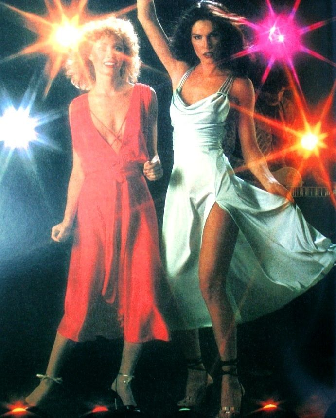 Disco Fashions Of The
