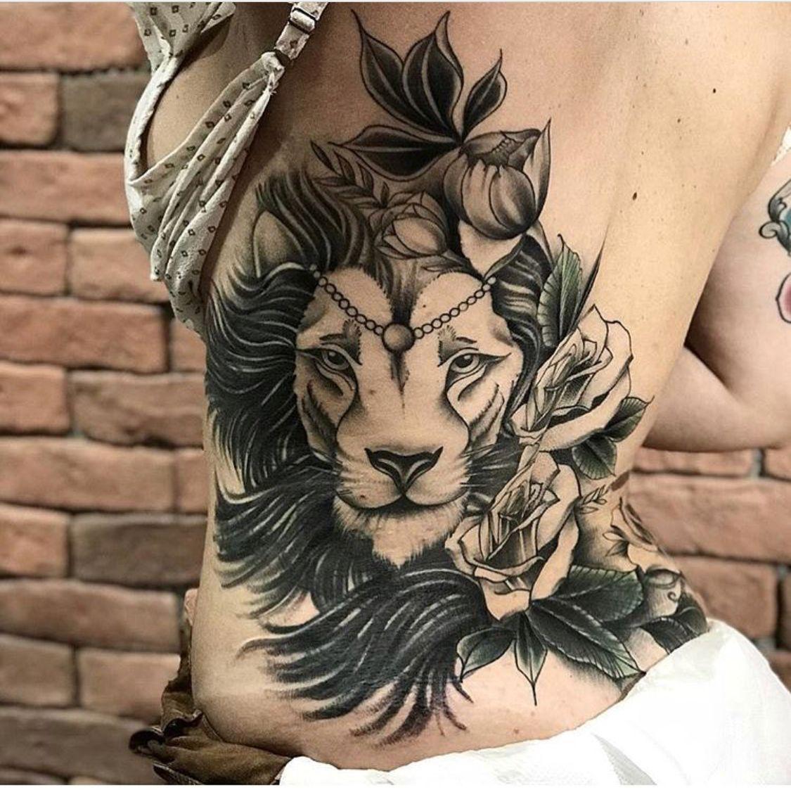 Pin de Lismary Gonzales em tats Tatuagem costela