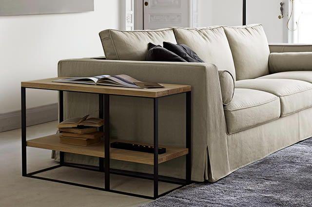 Lithos maxalto sofa side coffee table sofa styling e for Maxalto mobili