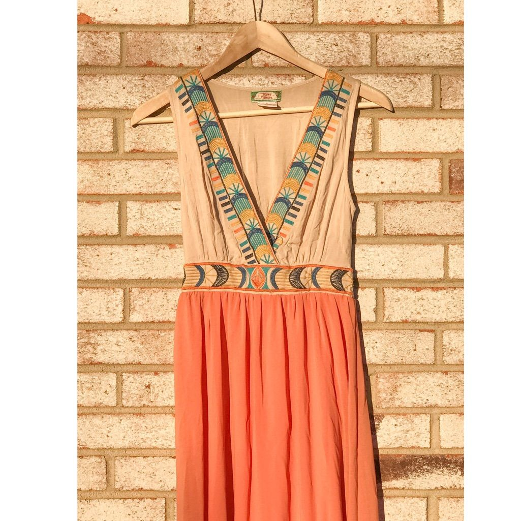 Gorgeous Boho Maxi Dress