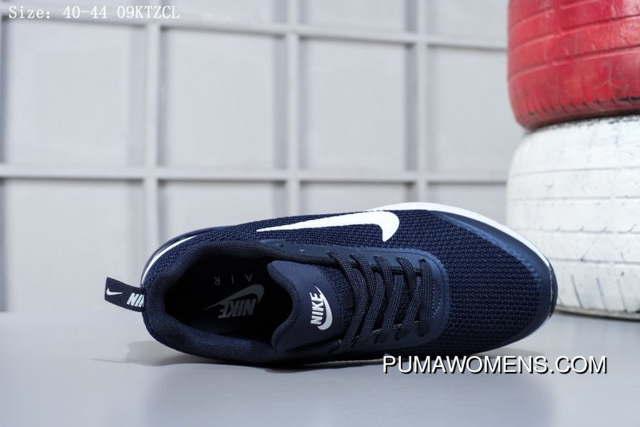 Extinto Desconfianza extremidades  Nike Air Max 280 Half Palms Air Cushion Mens Running Shoes 02006021  Midnight Navy White Discount | Running shoes for men, Nike, Nike air max