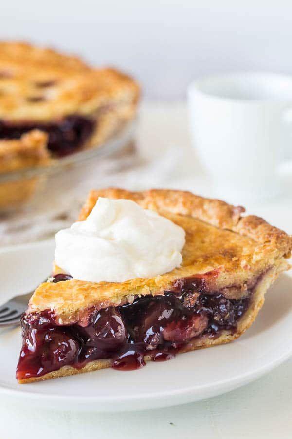 The Best Cherry Pie Recipe With Images Sweet Cherry Pie