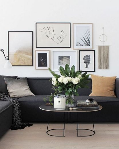 32 + Ruthless Black Couch Living Room Apartments Decorating Ideas Strategies Exploited 9 images