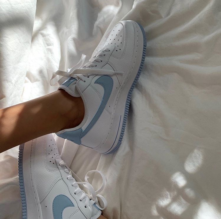 sneakers #nike #airforce1 | Nike shoes air force, Aesthetic