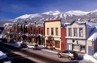 Breckenridge Colorado Cute Town Gteat Place To Ski Lots Of Fun