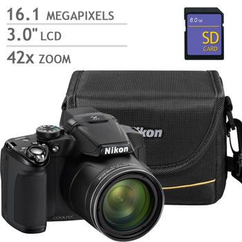 Nikon Coolpix P510 Digital Camera Bundle from Costco | Wish