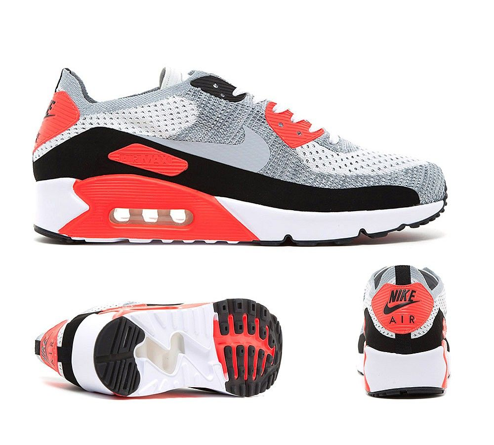 2e74d5965ad4c Air Max 90 Ultra 2.0 Flyknit Trainer