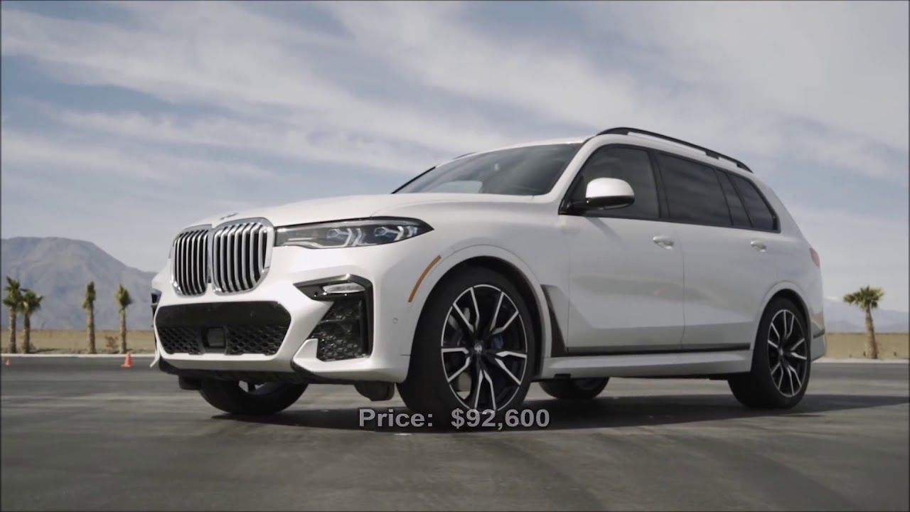 2020 Bmw X7 Three Row Luxury Crossover Interior Exterior Price Cargur With Images Luxury Crossovers Bmw Bmw X7