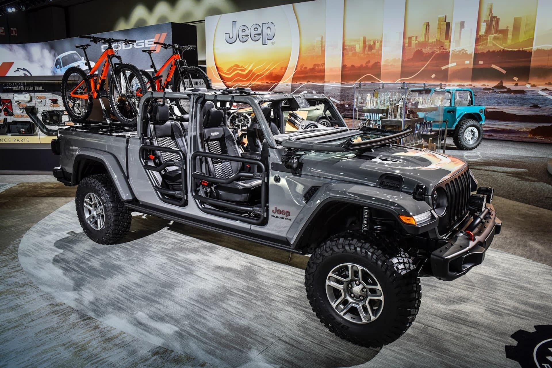 Jeep Truck 2021 Inside Historical Past In 2020 Jeep Gladiator