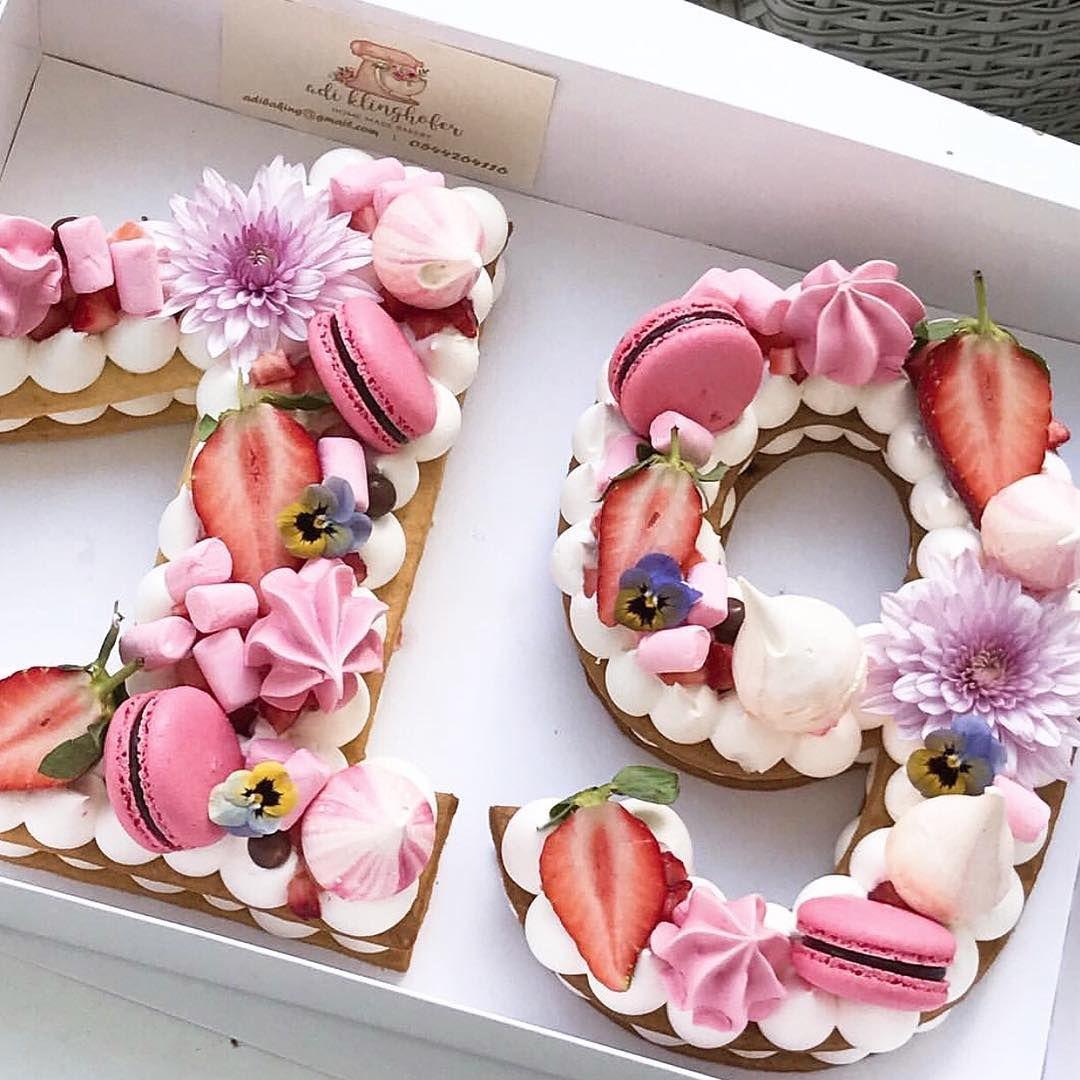 Astonishing Cream Tart By Adikosh123 Number Birthday Cakes New Birthday Cake Personalised Birthday Cards Akebfashionlily Jamesorg